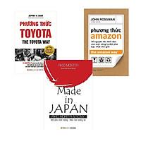 Combo Phương Thức Toyota + Phương Thức Amazon + Made In Japan