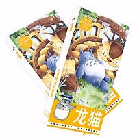 Bộ Postcard Totoro 200 ảnh ver 3