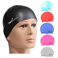 Mũ Bơi Người Lớn Chống Nước Phong Cách Thể Thao MB01