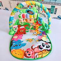 Thảm nhạc cho bé, đàn piano đồ chơi cho trẻ từ sơ sinh