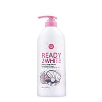 Sữa Tắm Trắng Da Ngọc trai & Hoa hồng Cathy Doll Pearl & Rose Serum Body Bath Cream 500ml