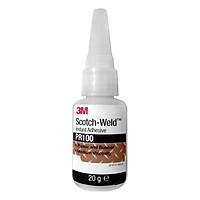 Keo Siêu Dính 3M Pr100 - Scotch-Weld Plastic & Rubber Instant Adhesive PR100 (20g)