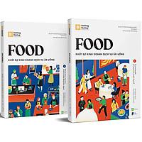 Hashtag No.4 Food - Khởi Sự Kinh Doanh Dịch Vụ Ăn Uống (2 Cuốn)