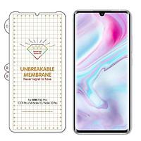 Miếng Dán Màn Hình Mặt Trước PPF Dành Cho Xiaomi Mi Note 10 Lite