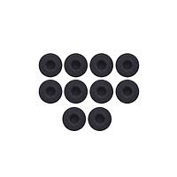 Bộ 10 mút bông lọc âm, bọc đệm tai nghe nhét trong Earbuds nhiều màu (mút nhỏ) giúp êm tai & tăng âm bass