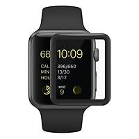 Miếng Dán Cường Lực Glass 3D 9H Full Màn Hình Cho Apple Watch 38mm ,40mm , 42mm ,42mm