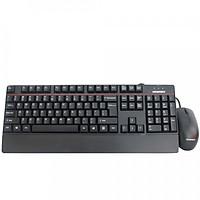 Bộ phím chuột máy tính văn phòng Newmen T260