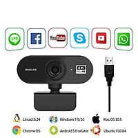 webcam máy tính có mic full hd 1080p - web cam usb camera pc laptop livestream học zoom online,webcam kẹp màn hình