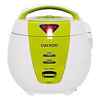 Nồi Cơm Điện Nắp Gài Cuckoo CR- 0661-G - 1L - Hàng Chính Hãng
