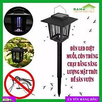 """ĐÈN LED DIỆT MUỖI, CÔN TRÙNG CHẠY BẰNG NĂNG LƯỢNG MẶT TRỜI ĐỂ SÂN VƯỜN """" Đây là một thiết bị đại tiện lợi để diệt muỗi, ruồi, bọ xít trong vườn nhà và ngoài trời, không có mùi, không hóa chất và không gây ô nhiễm"""