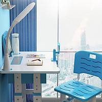 Combo Bộ bàn ghế học sinh chống gù, chống cận kèm quà tặng bao gồm đèn led 3 chế độ, chống cằm