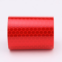 3mx5cm Colorful Reflective Safety Warning Conspicuity Tape Film Sticker 3M