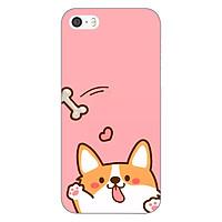 Ốp lưng dẻo cho điện thoại Apple iPhone 5 / 5s _0344 CUTE08