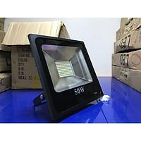Đèn pha led 50w chip SMD chiếu sáng ngoài trời