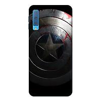 Ốp Lưng Dành Cho Điện Thoại Samsung Galaxy A7 2018 Superman - Mẫu 3