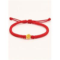 Vòng tay Handmade Hoa hồng vàng 24K - ANCARAT