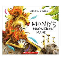 Monty'S Magnificent Mane (With CD)