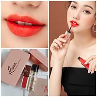 Son Kem Lì Cao Cấp Mini Garden - Roses Matte Lipstick 2019 - TẶNG tẩy trang môi mắt