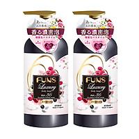 Sữa tắm Funs Luxury dạng chai (450ml)