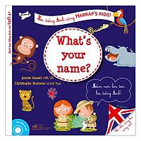 Học Tiếng Anh Cùng Harrap'S Kids: Tên Bạn Là Gì?