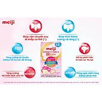 Sữa Meiji Growing Up Formula EZcube 448g (1 - 3 tuổi) - Mẫu Mới
