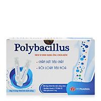 Men vi sinh chứa kẽm Polybacillus dành cho trẻ rối loạn tiêu hóa (Tặng kèm bọt biển rửa mặt cao cấp)