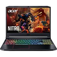 Laptop Acer Nitro 5 AN515-55-5304 NH.Q7NSV.002 (Core i5-10300H/ 8GB DDR4 2933MHz/ 512GB SSD M.2 NVMe/ GTX 1650Ti 4GB GDDR6/ 15.6 FHD. IPS/ Win10) - Hàng Chính Hãng