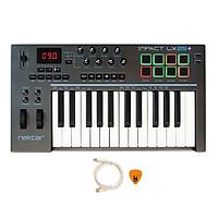 Nektar Impact LX25+ Midi Keyboard Controller 25 Phím Cảm ứng lực Bàn phím sáng tác - Sản xuất âm nhạc Producer LX25 Hàng Chính Hãng - Kèm Móng Gẩy DreamMaker