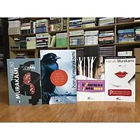 Combo sách của Haruki Murakami: Rừng Nauy + Biên Niên Ký Chim Vặn Dây Cót + Nhảy Nhảy Nhảy + Phía Nam Biên Giới, Phía Tây Mặt Trời