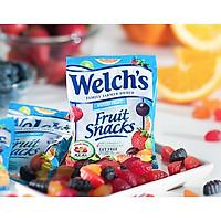 1 Gói Kẹo dẻo trái cây hỗn hợp - Welch's Mixed Fruit Snack (22,7g/gói)