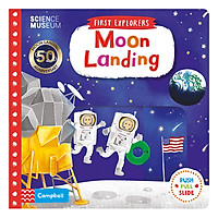 Moon Landing - First Explorers
