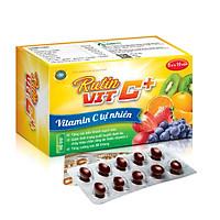 Vitamin C tự nhiên giúp tăng sức đề kháng, tăng cường miễn dịch, bảo vệ cơ thể, phòng chống dịch bệnh với Rutin Vit C+