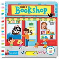 Cambell Fush Full Slide Series: Busy Bookshop