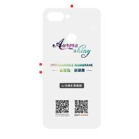 Miếng Dán Mặt Lưng PPF Dành Cho Xiaomi Mi 8 Lite