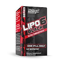 Thực phẩm bổ sung: Lipo 6 Black