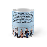 Cốc sứ in hình - I Wanted To Tell You About Us Running Mug - - Best Gift For Family Friends- MS 643