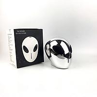 Loa Bluetooth GUTEK X18 Hình Đầu Alien Phủ Sơn Bóng Cực Độc , Mắt Có Đèn Led , Loa Cầm Tay Không Dây Nghe Nhạc Cực Hay Âm Bass Cực Đỉnh, Cắm Usb Thẻ Nhớ Jack 3.5, Nhiều Màu Sắc - Hàng chính hãng