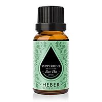 Tinh dầu Bạc Hà Peppermint Essential Oil Heber | 100% Thiên Nhiên Nguyên Chất Cao Cấp