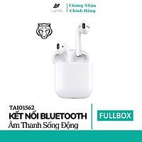 Tai nghe bluetooth không dây Lanith air.pods 2 Hổ Vằn - Âm bass to rõ, trầm ấm - TAI01562