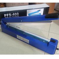 Máy hàn miệng túi dập tay PFS 400 vỏ nhựa