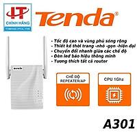 Bộ kích sóng WiFi Tenda A301 2 angten tốc độ N 300Mbps - Hàng Chính Hãng