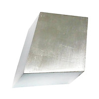 Solid Metal Steel Doming Bench Block Anvil Craft Jewelry Making Tool 2.5 x 2.5 x 0.8 inch