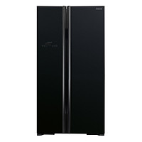 Tủ Lạnh Side By Side Inverter Hitachi R-FS800PGV2-GBK (605L) - Hàng Chính Hãng