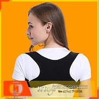 Đai chống gù lưng nam nữ HT SYS -  Đai giúp định hình cột sống - Điều chỉnh tư thế của lưng - Phù Hợp Với Mọi Độ Tuổi - Chữa Hiệu Quả Chứng Gù Lưng, Lưng Tôm, Cong Vẹo Cột Sống