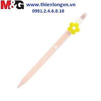 Bút chì kim bấm 0.5mm M&G - AMPV9901 thân màu hồng