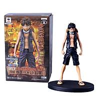Mô hình Luffy One Piece đen 18cm