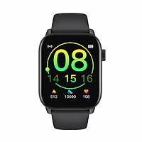 KINGWEAR KW76 Smart Sports Bracelet 1.75-Inch TFT Full-Touch Screen BT5.0 IP67 Waterproof Sleep/Heart Rate/Blood