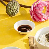 Combo 3 món: bát cơm, đĩa chấm và bát mắm loe