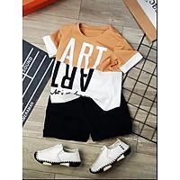 Bộ quần áo Bé trai in ART từ 7kg đến 25kg(M-ART)