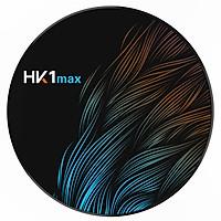 Android Tivibox Ldk.ai Hk1 MAX Android 9.0 STB 4G RAM+64GB ROM .4G/5G Wifi BT4.0 1000M Media Player - Hàng Chính Hãng